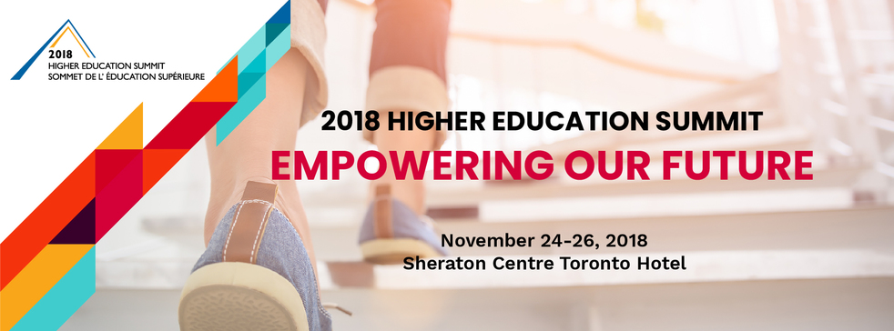 2018 Higher Education Summit